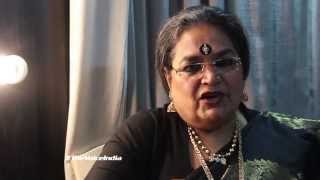 Versatile Singer Usha Uthup on The Voice India