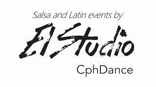Salsa events med ElStudio på Kaffesalonen