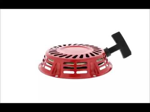 RECOIL PULL STARTER FOR HONDA ENGINE 11HP - 13HP GX340 GX390 GX610 GX620