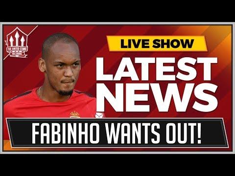 FABINHO Wants MANCHESTER UNITED Transfer! Plus PERISIC To Stay at INTER! MAN UTD Transfer News