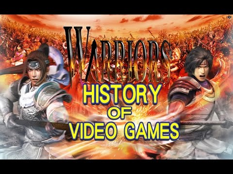 History of Warriors (1997-2017) - Video Game History