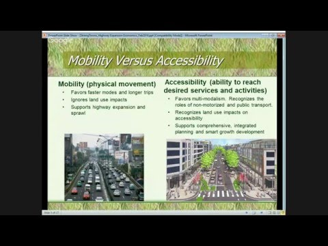 Strong Towns Webcast - No New Roads