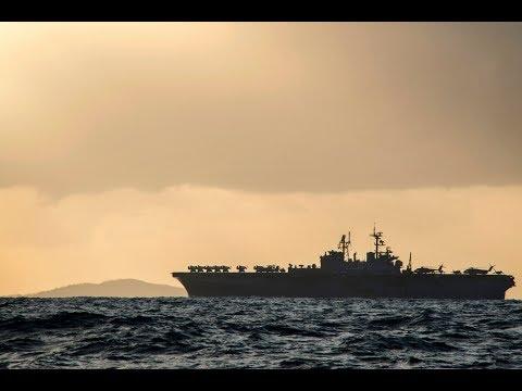 USS Bonhomme Richard (LHD 6) Home Port Shift Information