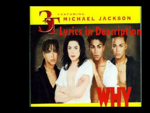 Michael Jackson (3T) - Why (Instrumental with Background Vocals)