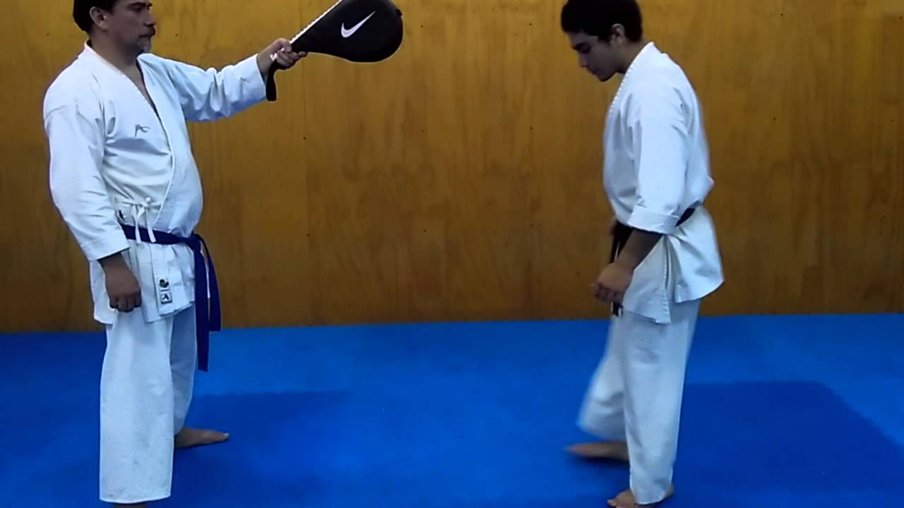 reverse hook kick tutorial