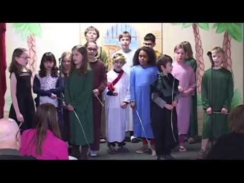 St Stephens of Mullica Hill 2015 Easter Pageant