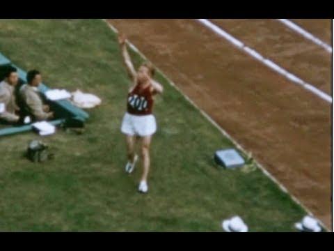 ✘ Melbourne 1956 [Vladimir Kuts] 5000m (Amateur Footage)