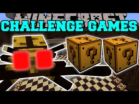 Minecraft: PINCH BEETLE CHALLENGE GAMES - Lucky Block Mod - Modded Mini-Game