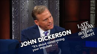 John Dickerson Says Washington And Lee Aren't The Same