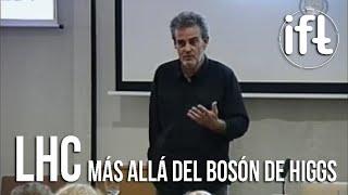 LHC más allá del Bosón de Higgs - Pablo García Abia (CIEMAT)