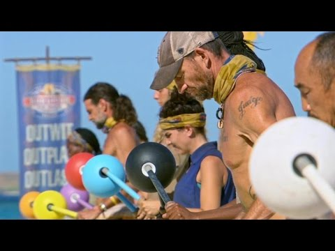 Survivor  Immunity Challenge: Cant Buoy Me Love