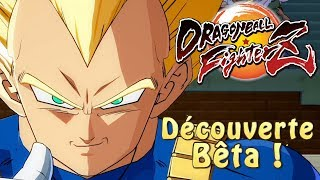 DECOUVERTE BETA DRAGON BALL FIGHTER Z LILIAN31