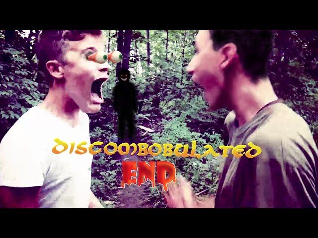 DISCOMBOBULATED END a short horror film