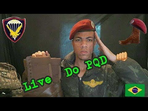 O PQD VOLTOU -Live comemoração 10 mil Inscritos