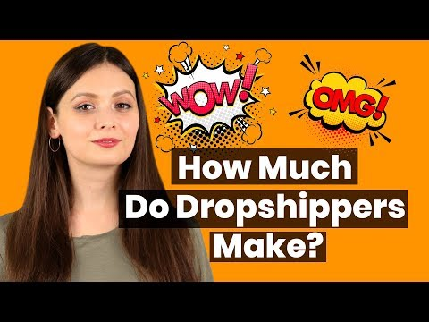 How Much Do Dropshippers Make thumbnail