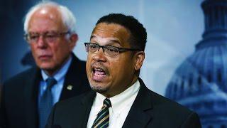 Sanders & Warren Endorse Rep. Keith Ellison For Next DNC Chair