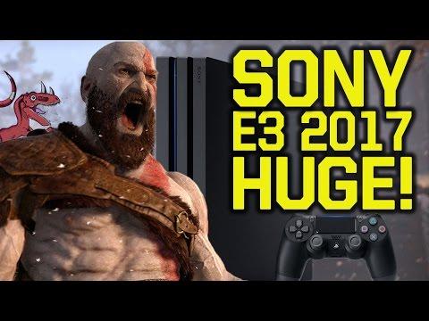 Sony will be HUGE at E3 2017! E3 Floor Plans REVEALED (Sony E3 2017 vs Microsoft E3 2017)