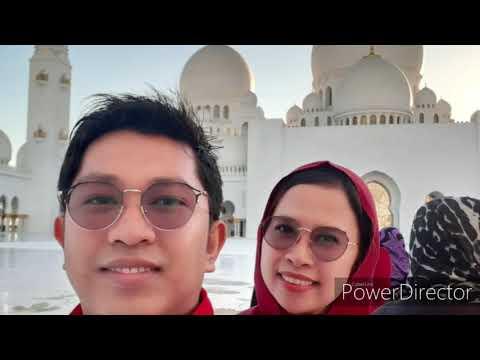 THE GRAND MOSQUE (AbuDhabi Tour 2019)