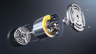 Matrix Fitness Technology: AC Motor