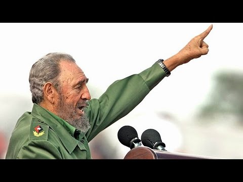 FIDEL CASTRO DEAD AT 90. Castro's death Cuban exiles cheer in Miami while Havana streets stay silent