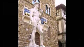 видео Где находится оригинал статуи Давида Микеланджело?!