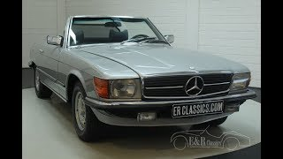 Mercedes-Benz 280 SL 1978-VIDEO- www.ERclassics.com