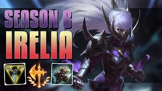 THE QUEEN OF DASH!! - IRELIA CHAMPION GUIDE - LEAGUE OF LEGENDS