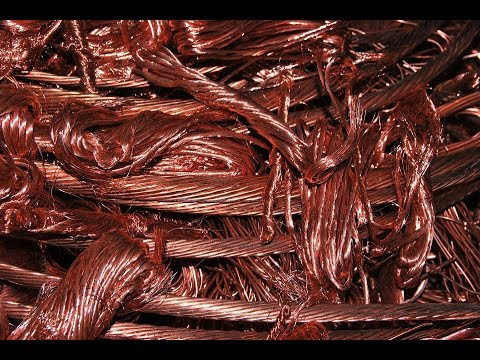 Copper cable thieves nabbed