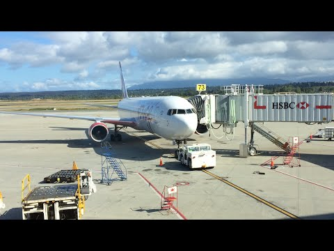 Air Canada Airbus A320 Preferred Seats Economy Vancouver To Las Vegas (YVR-LAS)