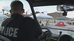 Increased patrols in Jacksonville Beach