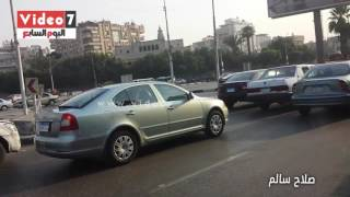 بالفيديو.. خريطة الحالة المرورية.. زحام شديد وتكدسات فى شوارع القاهرة الكبرى