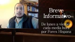 Breve Informativo - Noticias Forex del 13 de Marzo 2017