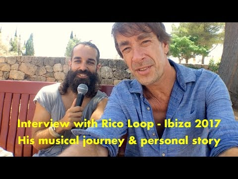 Rico Loop - His musical journey & personal story (FULL Interview)