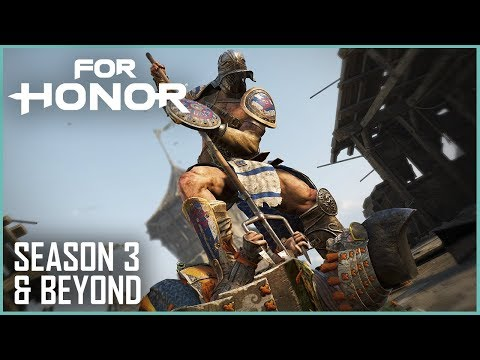 For Honor ​: Season 3 And Beyond ​| UbiBlog ​| Ubisoft [US]