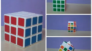 The hardest 3x3 Rubik's Cube scramble solve in only 23 moves (Stop Motion)