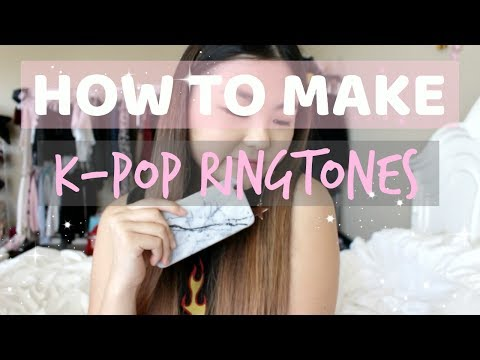 How to Make K-Pop Ringtones for iPhones Ft. G-Dragon