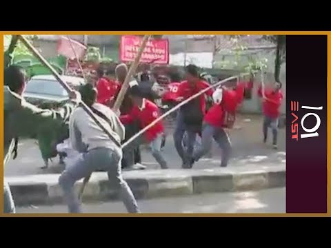 Jakarta School Brawl: A Fight to the Death - 101 East