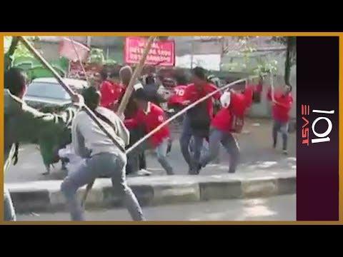 Indonesia: Jakarta School Brawl - 101 East