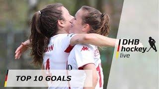 Top 10 Goals - 1. Hockey-Bundesliga - 21.-22.04.2018