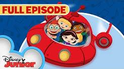 The Christmas Wish 🎄 | Full Episode | Little Einsteins | Disney Junior