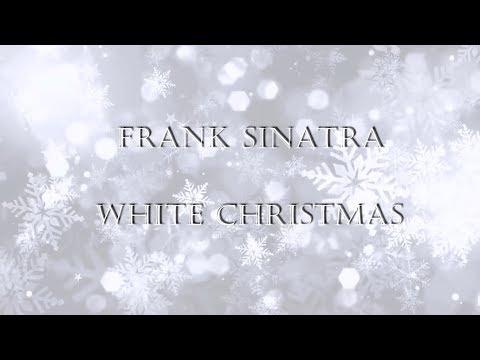 Frank Sinatra - White Christmas HD lyrics