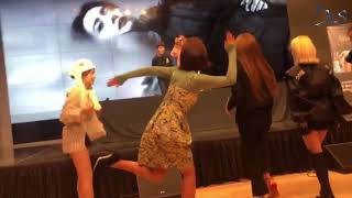 [180916] SNSD Oh!GG - Lil' Touch Fansign| Fancam@2
