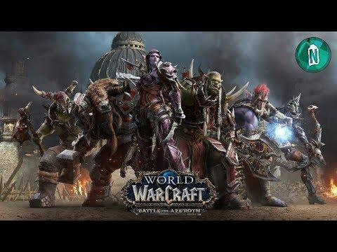 The Battle For Lordaeron Scenario Horde - Battle For Azeroth Alpha