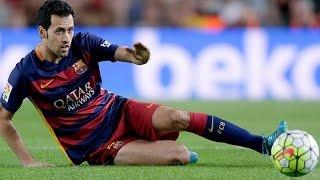Sergio busquets ● fc barcelona   goals & skills assists 2015/2016 (hd)