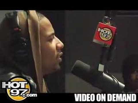 Juelz Santana Hot 97 Interview