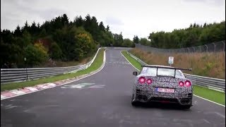 Story of How the NISSAN GT-R NISMO Marked 7:08.679 at Nurburgring thumbnail
