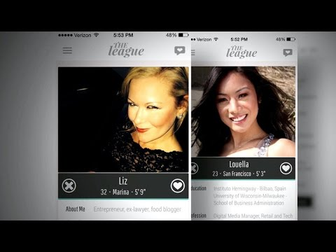 The league houston dating app