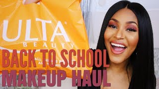 Huge Back to School Haul | Drugstore Makeup!