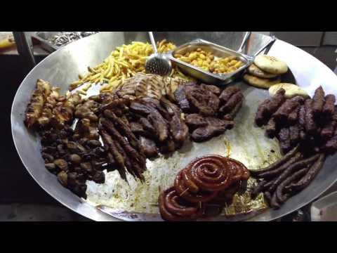 Street food In Romania   07 07 2017