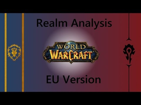 Choose Your WoW Classic Realm [EU] | Deep Analysis On EU Servers